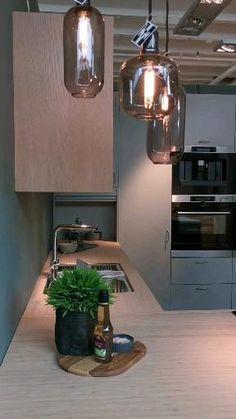 Modern Kitchen Design, Interior Design Kitchen, Kitchen Decor, New Kitchen Inspiration, Kitchen Cabinet Styles, Armoire, Diy Home Decor, House Design, Ideas