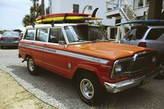 My dad had a Cherokee just like this when I was a kid....I loved that thing!
