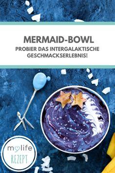 Entdecke das gesunde Mermaid Bowl Rezept - nicht nur für Meerjungfrauen!