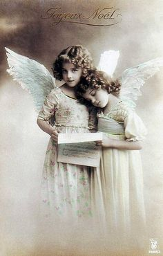 Ephemera  Angels
