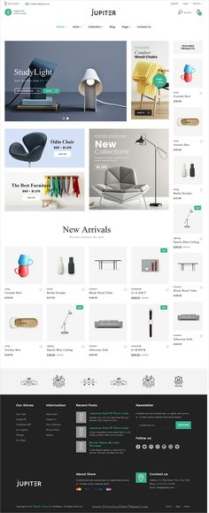 Shopify is stylish and elegant #design 6in1 responsive @Shopify theme for stunning #eCommerce website with drag and drop builder download now➩ https://themeforest.net/item/jupiter-clean-and-clear-shopify-theme/19759497?ref=Datasata