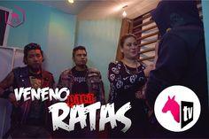 Veneno Para Ratas en entrevista el Rockers