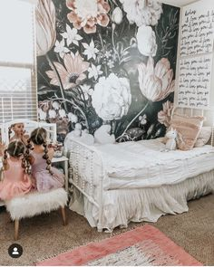 Today we are sharing 10 Stylish Nursery Wallpaper Ideas that just might convince to wallpaper your baby's nursery. Girls Bedroom, Bedroom Decor, Lego Bedroom, Childs Bedroom, Kid Bedrooms, Bedroom Ideas, Bed Ideas, Bedroom Designs, Bedroom Furniture