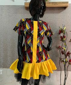 Best African Dresses, African Fashion Ankara, Latest African Fashion Dresses, African Print Dresses, African Print Fashion, Africa Fashion, African Attire, African Prints, African Style