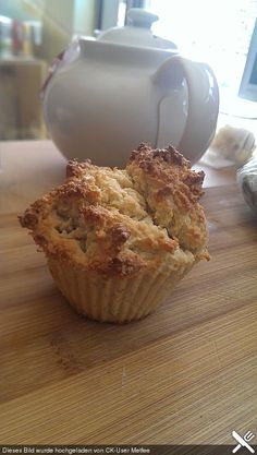 Zitronenmuffins Low Carb