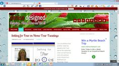 computer screen 640 Your Blog Design is your Brand