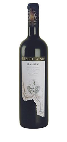2014 Desert Wind Malbec Wahluke Slope 750mL *** Find out more about the great product at the image link.