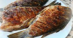 A tökéletes sült hal titka! Ha jól van elkészítve, mindenki szívesen fogyasztja!