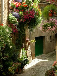 Under the spell of Spello ~ Umbria ~ Italy