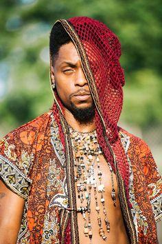 56 Afropunk Photos That Remind Us Being Black Is Lit African Men Fashion, Mens Fashion, Ankara Fashion, African Women, African Beauty, Afropunk 2017, Poses, Afro Punk Fashion, Afro Style
