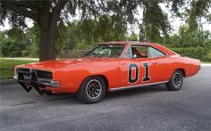 the dukes of hazzard - General Lee