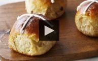 Hot Cross Buns - cooking videos online