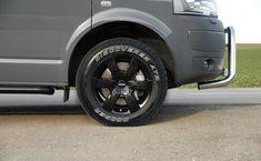 VW T5 Cooper Reifen, WP Felge 17 Zoll delta4x4
