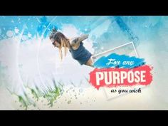 Relax Brush Slideshow After Effects Template
