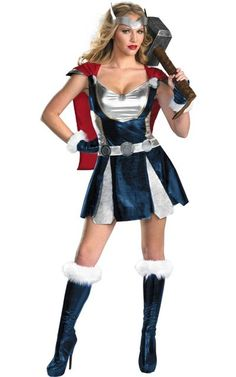 Female Thor costume! Whats the verdict for this? Yes no maybe?