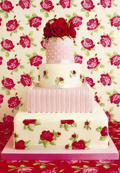 HOMAGE TO CATH KIDSTON CAKE