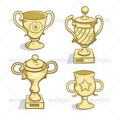 Gold Trophy Collection