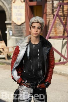 "Cruella de Vil's son Carlos | Here's The First Look At Your Favorite Disney Characters' Spawn In ""Descendants"""