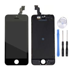 23871 general-for-sale OEM Black LCD Touch Screen Display Digitizer Assembly Replacement for iPhone 5C  BUY IT NOW ONLY  $45.27 OEM Black LCD Touch Screen Display Digitizer Assembly Replacement for iPhone 5C...