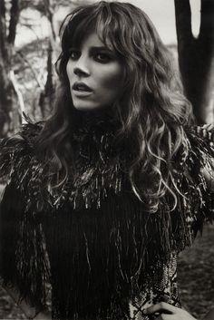 Freja Beha Erichsen by Glen Luchford for Vogue Paris April 2014