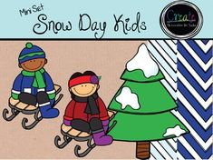 This mini set it full of winter fun!  You will receive 5 .png files, formatted at 300 dpi for printing.   This mini set includes: *2 Snow Day KIDS *Snow Tree *2 Winter Papers  Check out the full Snow Day KIDS Set here - http://www.teacherspayteachers.com/Product/Snow-Day-KIDS-Digital-Clipart-1597197   Get the news on the latest sets & release dates http://thecreativeartteacher.weebly.com -or- https://www.facebook.com/CreativeArtTeacher