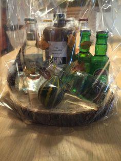 Cadeau voor mannen: Gin & verschillende tonics
