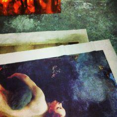 Details of my studio - by Domenico Franchi