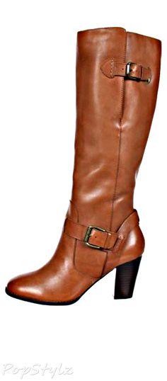 Clarks Leather Heath Skylark Knee-High Boot