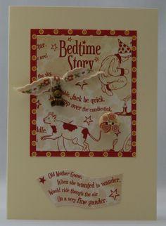 Handmade Card - Nursery Rhymes £2.50