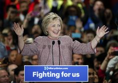 Newsela | Donald Trump and Hillary Clinton win New York primary elections