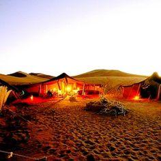 Morocco sahara desert tours from Marrakech with camel trekking