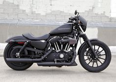 Must be mine at some point... Harley Nightster, matte black  hopefully when i move to the states in a few years