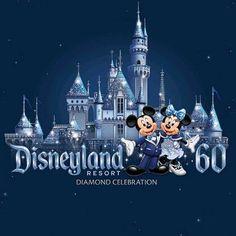 Disneyland 60th Diamond Celebration