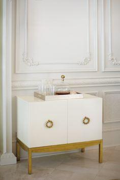 Jet Set Door Cabinet | Bernhardt