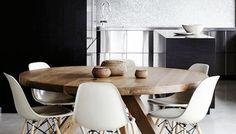 Μια τραπεζαρία στην κουζίνα σας