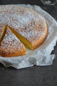 The Recipe Suitcase: Schneller Milchmädchen-Kuchen