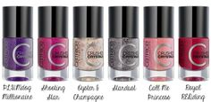 Catrice Crushed Crystals Nail Polish