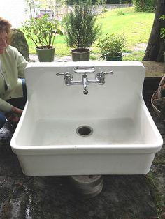 Bon Kohler Gilford Vintage Utility Sink For Mudroom | Farm Houses... |  Pinterest | Utility Sink, Mudroom And Sinks