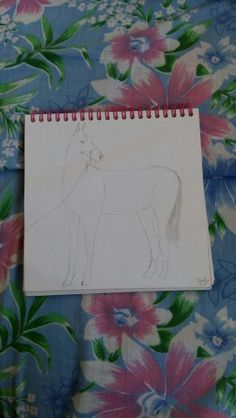 I can't remember the breed. Another BETTER attempt. Repin with credit. Drawn by Blaze Runner ( Blazeclaw, Alphaheart ).