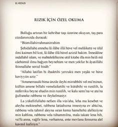 #elvedûd kitabımdan #bolluk #rızık #bereket #inanç Nouman Ali Khan, Karma, Allah, Istanbul, Instagram