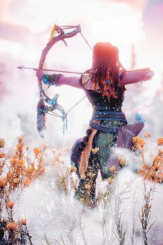ladyjolder: HORIZON: ZERO DAWN + Photo mode... - Olivia Black