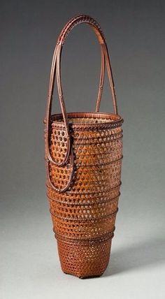 Chinese baskets  | 现代竹编家具的惊艳 汲取古代材料的原始美(组图)