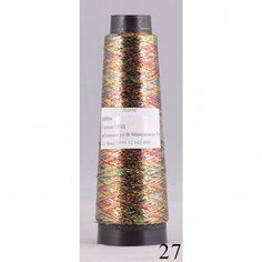 This Dark Bronze Melange Multicolor Lame Metallic Thread is sparkling and beautiful. The product does not change size when washed and worn. It is sufficient to duplicate yarn for a long-sleeved blouse. Metallic Thread, Lace Knitting, Knit Crochet, Magenta, Purple, Sparkles Glitter, Different Textures, Wow Products, Royal Blue