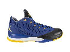 Jordan Brand Chris Paul in Game Royal / Varsity Maize Air Jordan Sneakers, Basketball Sneakers, Nike Basketball, Jordan Shoes, Sneakers Nike, Jordan Golf, Jordan Cp3, All Jordans, Nike Kicks
