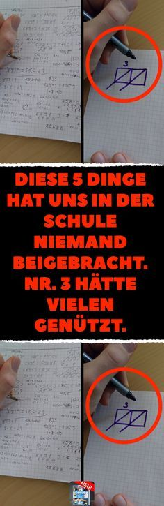 Diese 5 Dinge hat uns in der Schule niemand beigebracht. 3 hätte vielen gen… Nobody taught us these 5 things at school. 3 would have served many. 5 math tricks to make dividing and multiplying easier. Parenting Styles, Kids And Parenting, Parenting Articles, Parenting Classes, Parenting Quotes, Multiplication, Nail Stamping Plates, Division, Education College