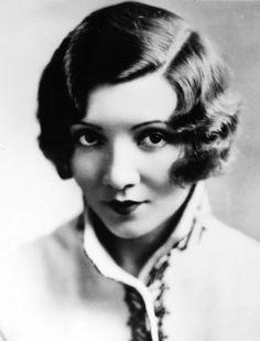 Claudette Colbert, 1929.