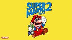 Super Mario Bros. 2 - Nintendo NES