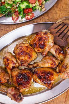 Carla Hall S Brown Sugar Baked Chicken Recipe Asian Chicken