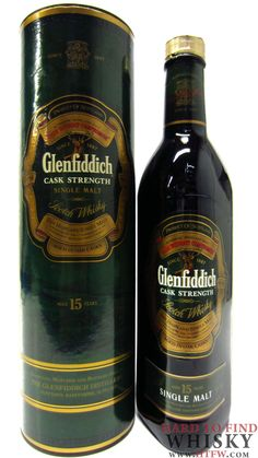 Buy Glenfiddich Cask Strength 15 year old Whisky Online | HTFW