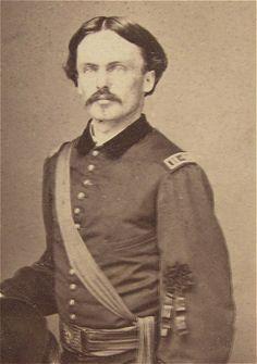 1865 Civil War Usct Officer CDV Photo Wearing Abraham Lincoln Mourning Badge | eBay